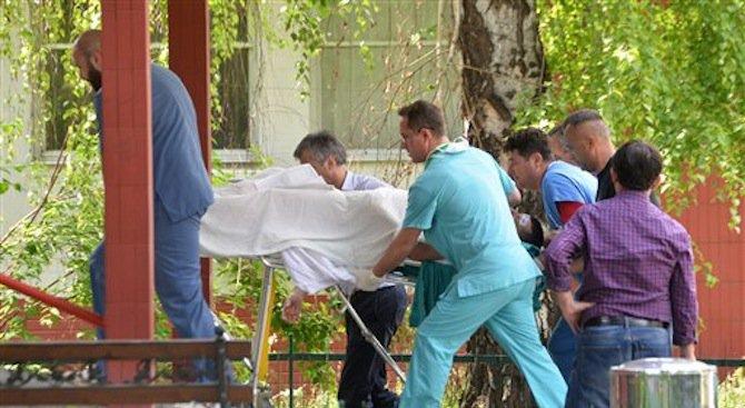 Пациент откри огън в болница в Скопие, има ранени