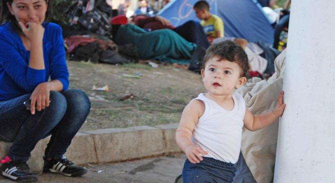 За последните десет месеца 1404 непридружени деца бежанци са потърсили закрила в България