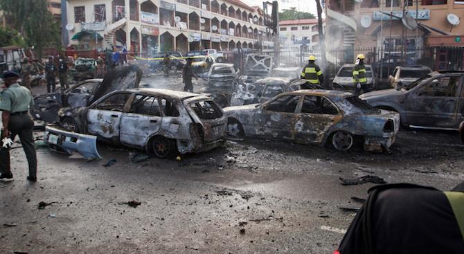 Боко Харам убиха най-малко 10 души при атентат в Камерун