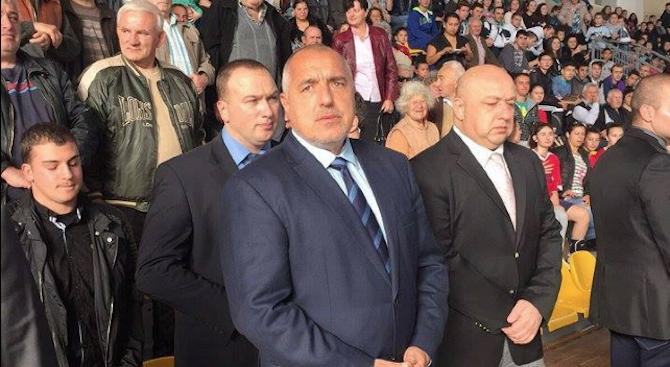 Борисов: Всички страни си нанесоха доста рани, радвам се, че големите лидери търсят решение (снимки)