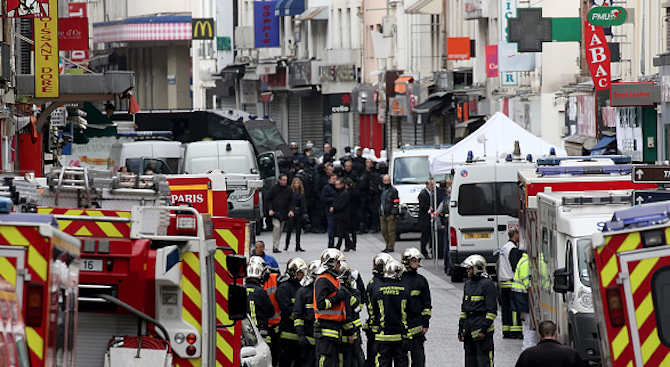 """Оцелял в атентатите от 11 септември, преживя и """"Батаклан"""" в Париж"""
