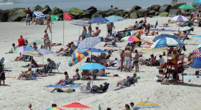 С 8% по-малко са пътуванията през летните месеци спрямо 2014 година