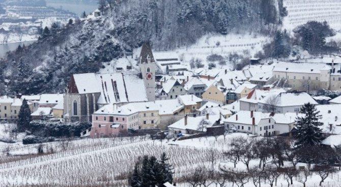 20+ омагьосани от снега кътчета по света