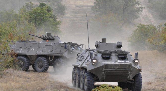 Инспектираща група от Руската федерация се запозна с дейността на военни формирования от Българската