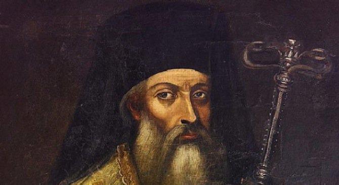 Паметник на Паисий Хилендарски бе открит в Казанлък