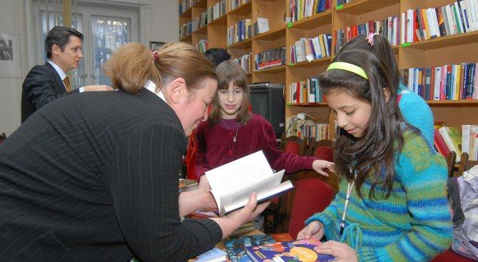 Кампания за набиране на детски книги започва в Ловеч