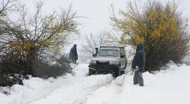 Сняг ще има в последните 10 дни на декември
