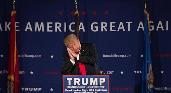 250 хиляди британци поискаха да се забрани на Доналд Тръмп да влиза във Великобритания