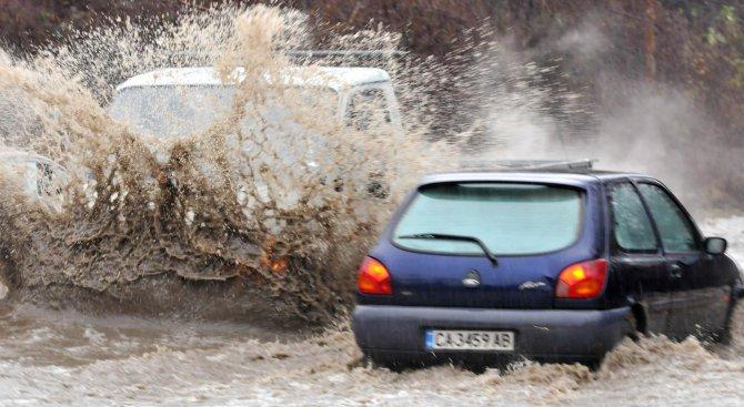 България е сред шестте най-засегнати в света от бедствия през 2014 г.