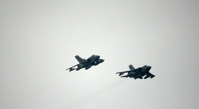 Коалицията начело със САЩ нанесе 23 удара срещу ИД в Ирак и Сирия