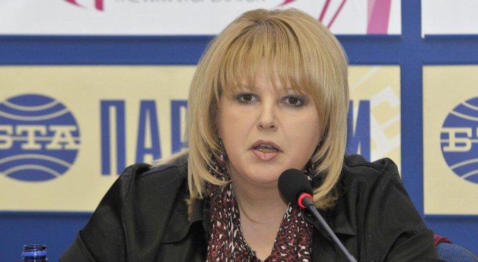 Мария Капон: Има криза на политическата легитимност на тази власт