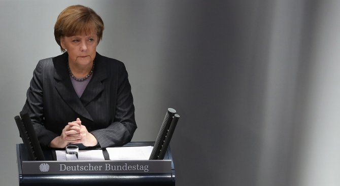 Тайм: Ангела Меркел е човек на 2015 г.