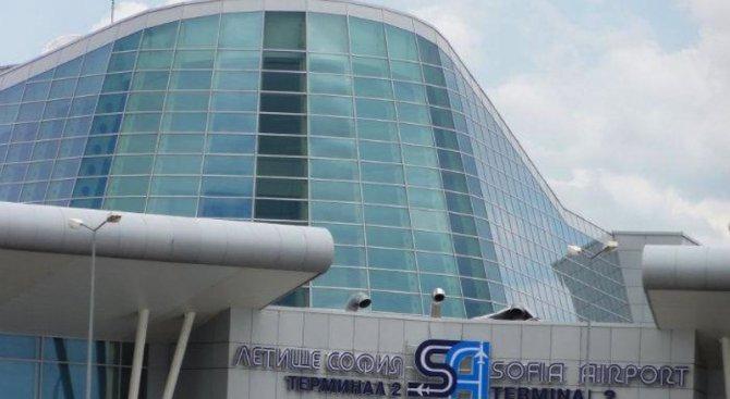 Летището в София посреща 4-милионния си пътник