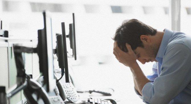 Въздухът, който дишате в офиса, ви прави по-тъпи