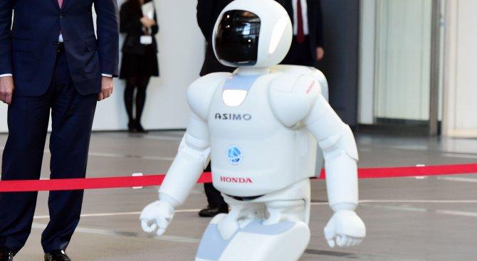 През 2040 г. роботите ще са колкото хората