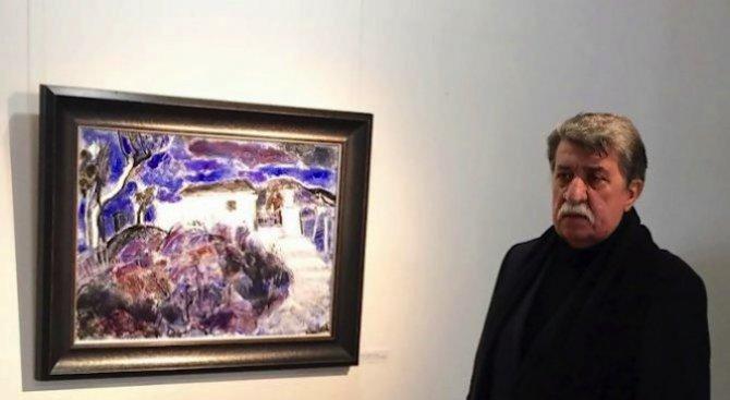 Рашидов: Най-ценният ми подарък е радостта, че съм жив и здрав