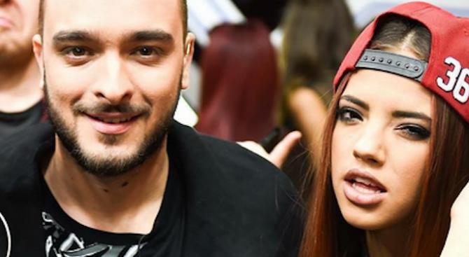 Криско залюби Дарина от X Factor
