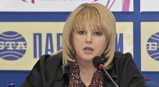 Мария Капон: В стабилна бедност, стабилна престъпност и стабилна бездуховност сме