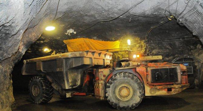 Закриват мината за добив на флуорид в Чипровци