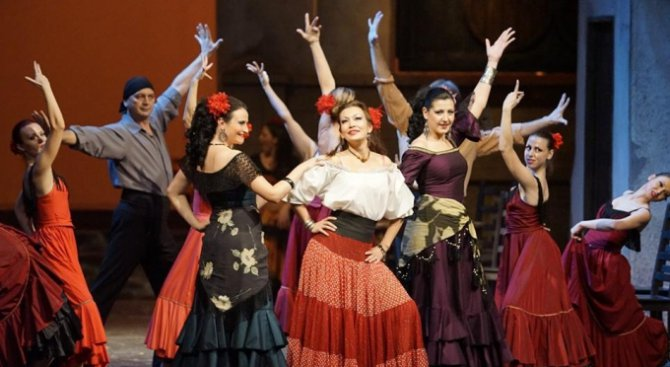 ''Кармен'' - турне на Старозагорската опера