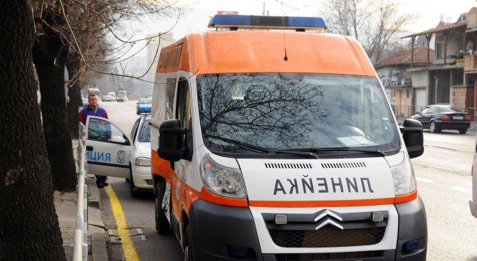 Пияница рани с нож лекар от Спешна помощ в Пловдив