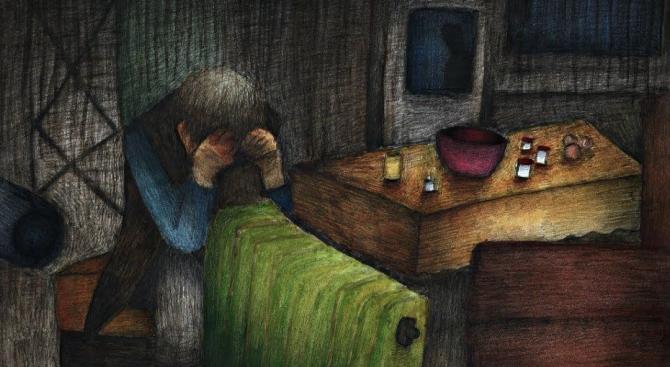 Уникална изложба пресъздава болката,  видяна през очите на дете (снимки)