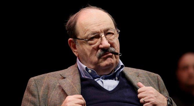 Почина писателят Умберто Еко (видео)