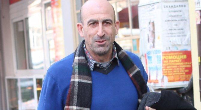 Прокуратурата осъдена да плати 16 000 лв. на Лечков