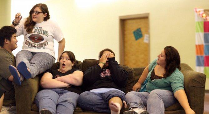 Експерти: България е на 5-то място по детско затлъстяване (видео)