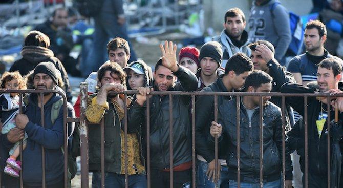 Туберкулоза, малария и дизентерия върлуват сред бежанците в Австрия