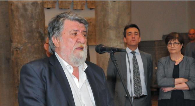 Вежди Рашидов за Петко Бочаров: Няма забрава за човека, живял смело, честно и достойно