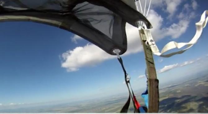 Дефектни парашути за българските командоси