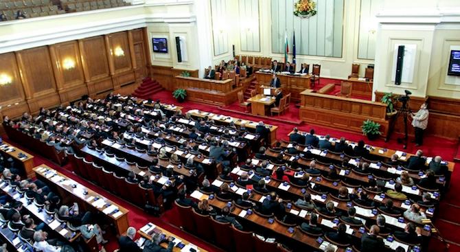 Парламентът прие задължителното гласуване, глобата ще е 50 лева