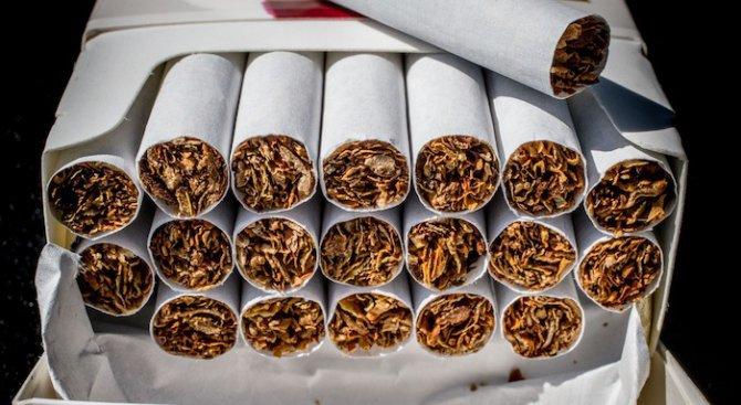 Полицаи иззеха 21 580 къса цигари в Хасковско