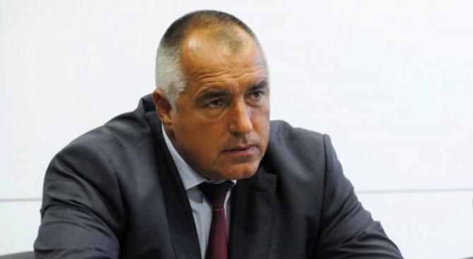 Борисов: България не плаща на Турция, а за хуманитарна помощ за бежанците