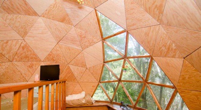 Десет от най-малките жилища, които се предлагат под наем в Airbnb