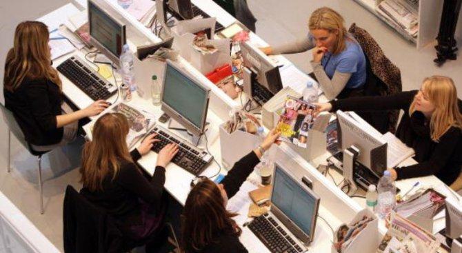 Дългите часове работа в офис могат да увеличат риска от сърдечни болести