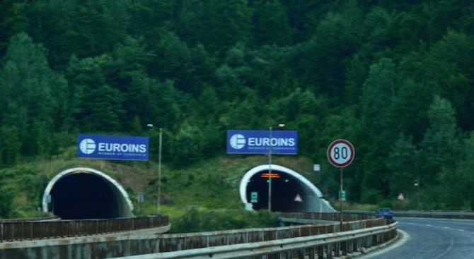 """Чистят тунела """"Витиня"""""""