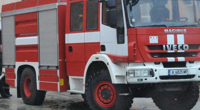Изгоря офисът на трикратен кандидат-кмет на Ямбол