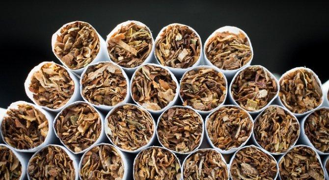 Откриха 100 кутии цигари без бандерол