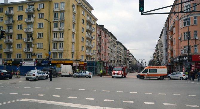 Временна организация на движението в София заради снимки на тв сериал