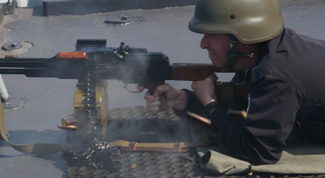300 военни поеха охраната по южната ни граница заради бежанците (видео)