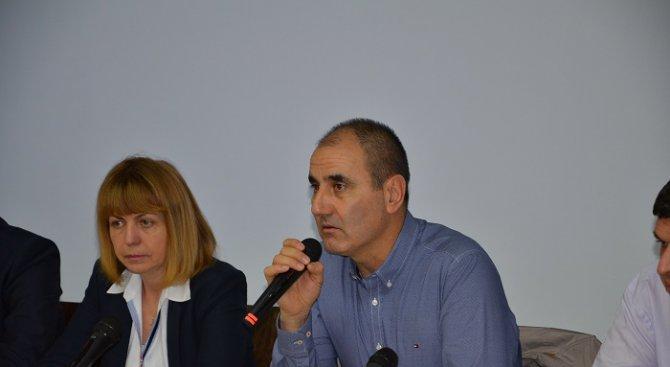 Цветанов: ГЕРБ се доказа като системна партия в София (снимки)