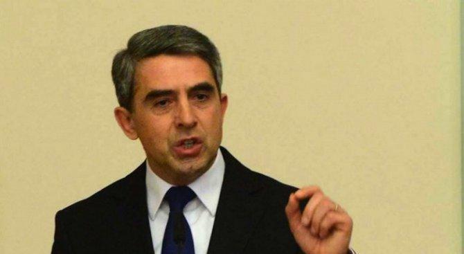 """Плевнелиев пред """"Евронюз"""": България постигна забележителен напредък"""