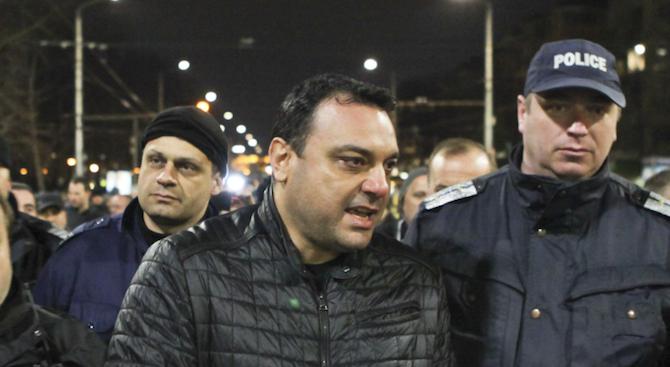 Радан Кънев поиска оставката на Московски
