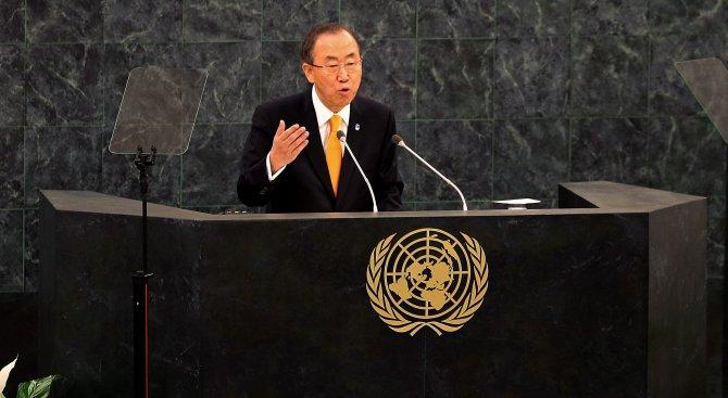"""В. """"Матино"""": Започна истинската кампания за избора на нов генерален секретар на ООН"""