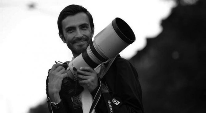 Български фотограф спечели ''Пулицър''