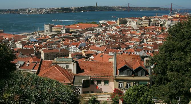 Лисабон - най-добрата столица в Европа за работа и забавление