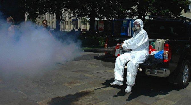 От днес започва пръскане от въздуха срещу нодуларен дерматит