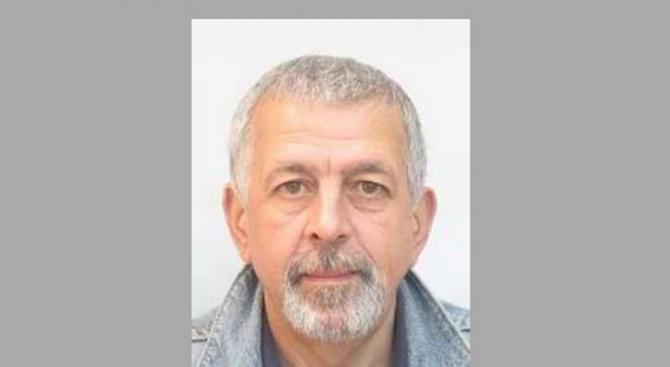 Полицията издирва 57-годишен рибар от Перник